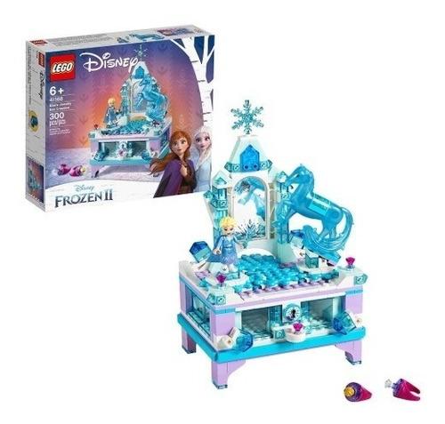 Imagen 1 de 6 de Lego Disney Frozen Ii 41168. 300 Piezas. A Pedido!