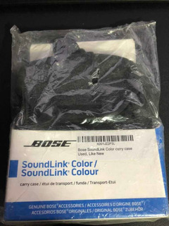 Estuche Protector Bolso Transporte Parlante Bluetooth Bose
