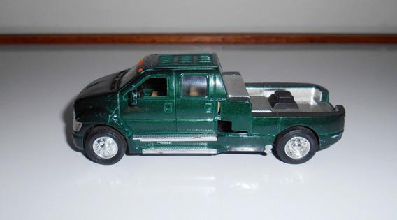 1:54 Ford F-650 Super Crewzer Camion By Kinsmart