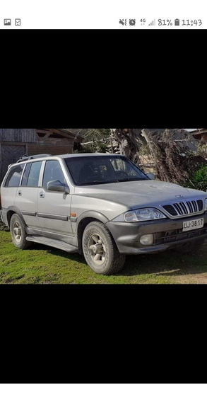 Ssangyong Jeep Modelo Musso4x4 Sangyong Musso4x4