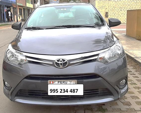 Toyota Yaris Envidia Totalmente Nuevo