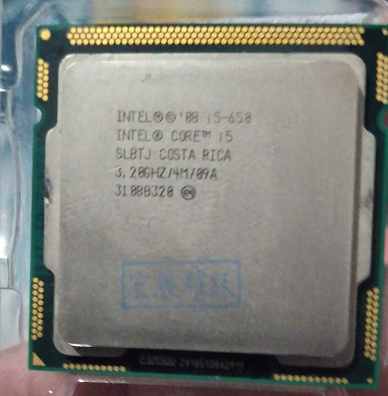 Processador Core I5 1156 Lga