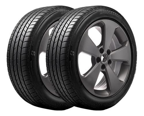 Imagem 1 de 5 de Kit 2 Pneus Bridgestone Aro 18 Turanza T005 235/45r18 94w