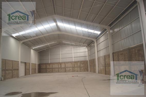 Renta Bodegas Nuevas Cerca Aeropuerto Toluca