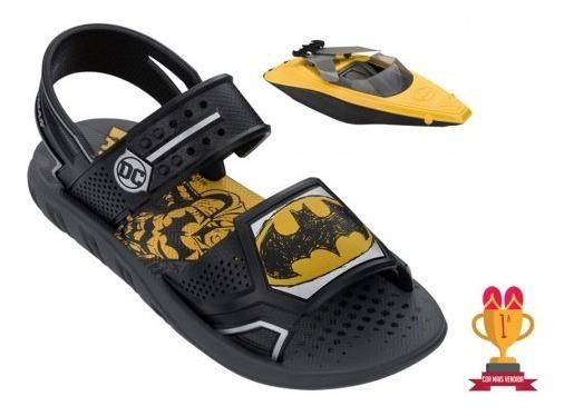 Sandália Infantil Batman Boat