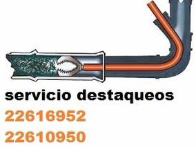 A Destaqueo De Tuberias 83825055 Ruter Roto Ruter