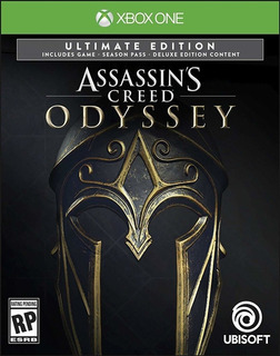 Assassins Creed Odyssey Ultimate Xbox One