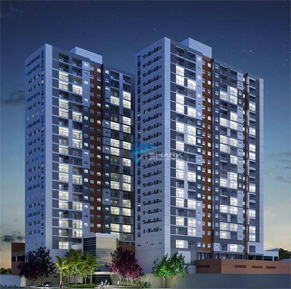 Apartamento Com 2 Dormitórios À Venda, 53 M² Por R$ 249.000 - Green Valley - Barueri/sp - Ap0014