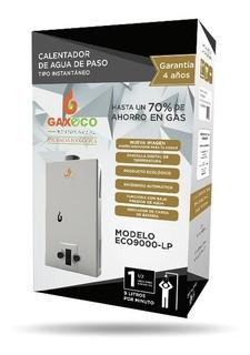 Calentador De Paso Tipo Instantáneo Gaxeco-9000 Lp O Natural