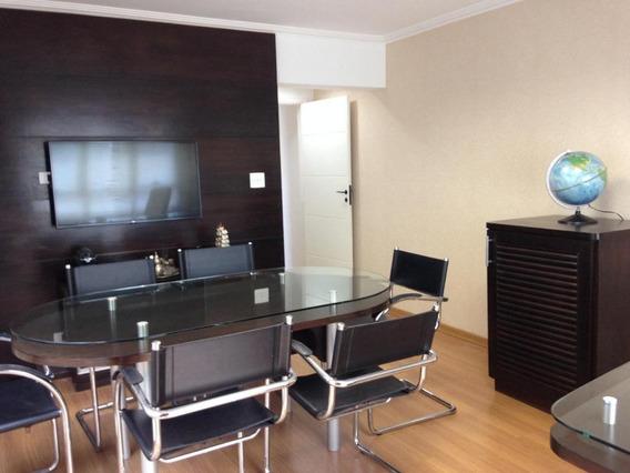 Conjunto Em Macuco, Santos/sp De 58m² Para Locação R$ 2.990,00/mes - Cj278334
