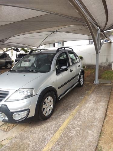 Citroën C3 2009 1.4 8v X-tr Flex 5p