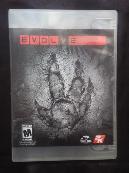 Evolve Xbox One - 100% Original - Americano (mídia Física)