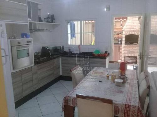 Sobrado Com 2 Dormitórios À Venda, 90 M² Por R$ 362.000,00 - Jardim Santo André - Santo André/sp - So4118