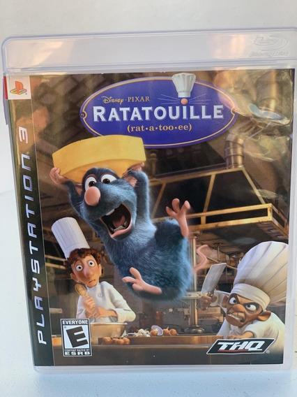 Jogo Ratatouille -ps3- Novo-lacrado
