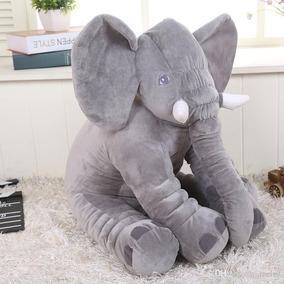 Almofada Apoio Travesseiro De Elefante Infantil