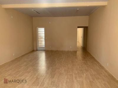 Casa Para Alugar, 80 M² Por R$ 2.500,00/mês - Centro - Guarulhos/sp - Ca0017
