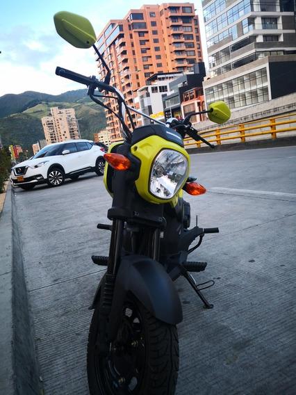 Honda, 100 Km De Recorrido