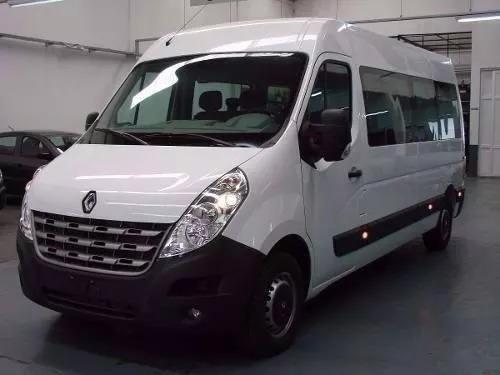 Master Minibus 15+1 2.3 Directo De Fabrica No Es Plan!! (ra)