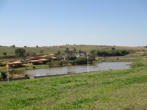Imagem 1 de 30 de Terreno À Venda Em Loteamento Parque Dos Alecrins - Te009699