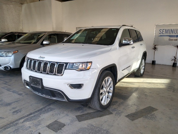 Jeep Grand Cherokee 2017 3.6 Limited 20 Mt