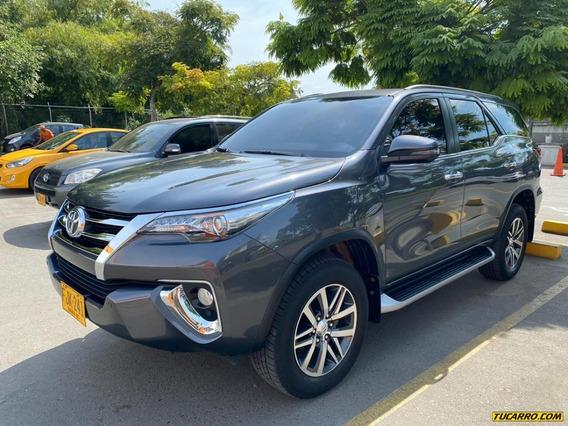 Toyota Fortuner Srv Full Equipo