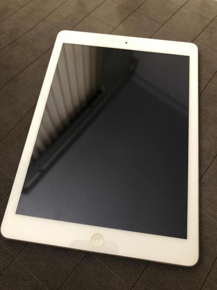 iPad Air 32gb Wifi, Prata/branco, Super Conservado