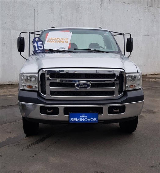 Ford F-4000 2015 4x2 No Chassis