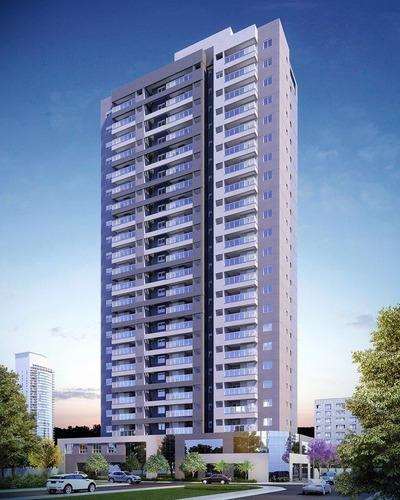 Apartamento Residencial Para Venda, Tatuapé, São Paulo - Ap8191. - Ap8191-inc
