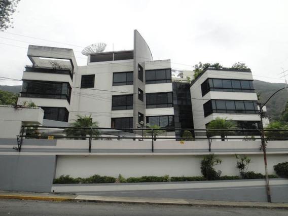 Apartamento En Venta En Los Palos Grandes/ Código 18-574