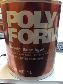 Sellador Polyform Base Agua Listo Para Usar
