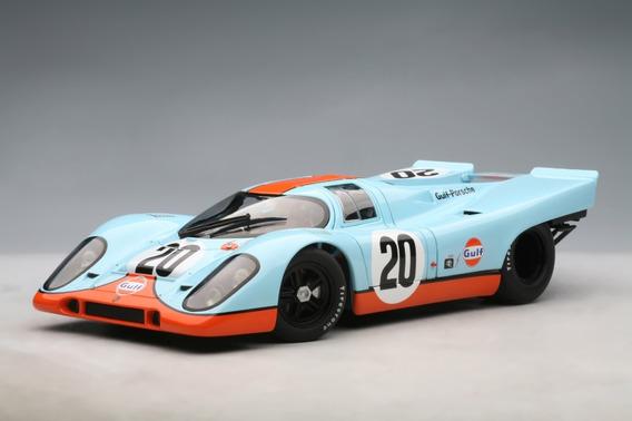 Autoart 1:18 Porsche 917 K Steve Mcqueen #20