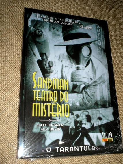 Sandman Teatro Do Misterio ( Lacrada )