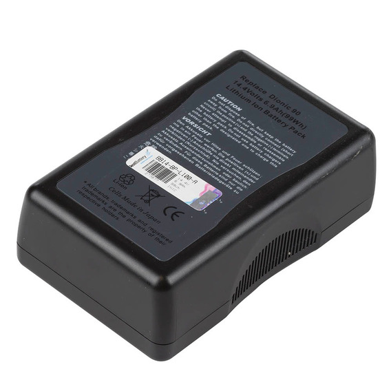 Bateria Para Broadcast Sony Lmd-650 100wh