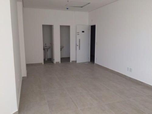Sala Comercial Para Venda E Locação, Chácara Urbana, Jundiaí. - Sa0095 - 34730451