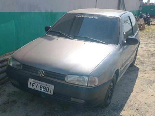 Imagem 1 de 7 de Volkswagen Gol 1997 1.0 Mi 3p