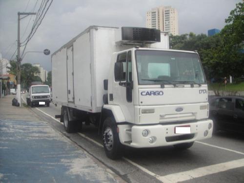 Ford Cargo 1717 Ano 2006 C/ Bau Isotérmico Apar.termoking