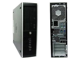 Cpu Hp Elite 8100 Core I5 8gb Hd Ssd 120 Sata