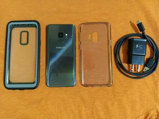 Samsung Galaxy S9 64gb+32gb