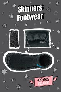 Skinners Footwear - Medias - Zapatos