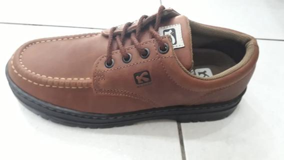 Sapato Masculino Kildare Ref 521 Couro Promoção