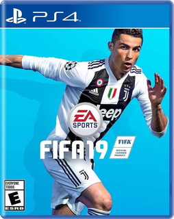 Fifa 19 Ps4 Play Station 4 Nuevo Sellado Fisico Original