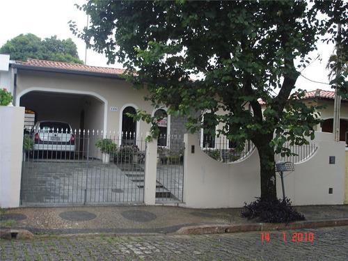 Casa Com 3 Dormitórios À Venda Por R$ 600.000,00 - Jardim Bela Vista - Valinhos/sp - Ca0204