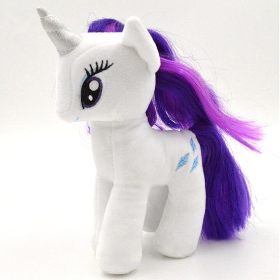 Pelúcia Unicórnio Brinquedo Meninas My Little Pony Princesa