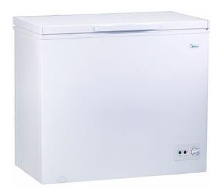 Congelador 7 Pies Horizontal Blanco Marca Midea