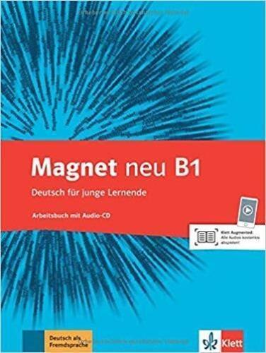 Magnet Neu B1 - Arbeitsbuch Mit Audio Cd