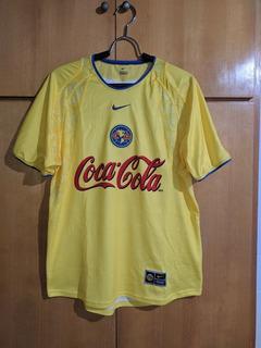 Camisa América Do México 2003 Nike Original M