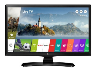 Televisor Lg 28 Led 28mt49s Hd Smart Tv Como Nuevo Uso 1 Mes