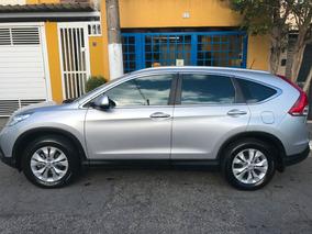 Honda Cr-v 2.0 Exl 4x4 2012 Gasolina Completa.