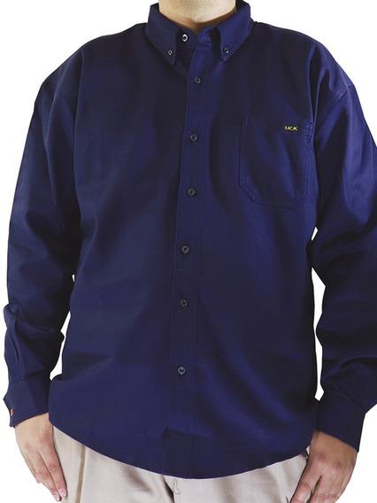 Camisa Lica De Algodón Cam100ad