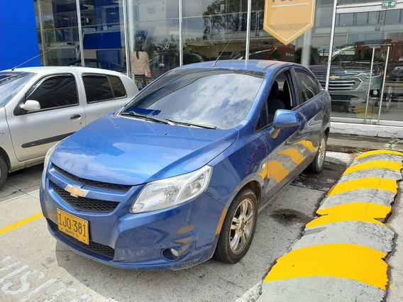 Chevrolet Sail Ltz 2016 Fb